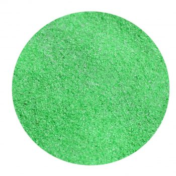 Citrus Lime Coloured Sand
