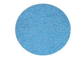 Cyan Coloured Sand