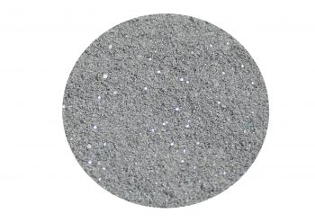 Silver Sparkle Coloured Sand
