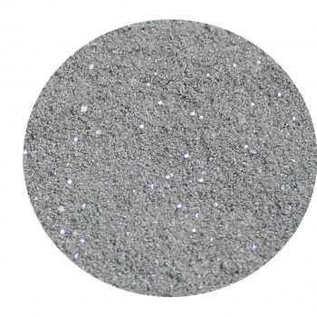 Silver Sparkle Coloured Sand